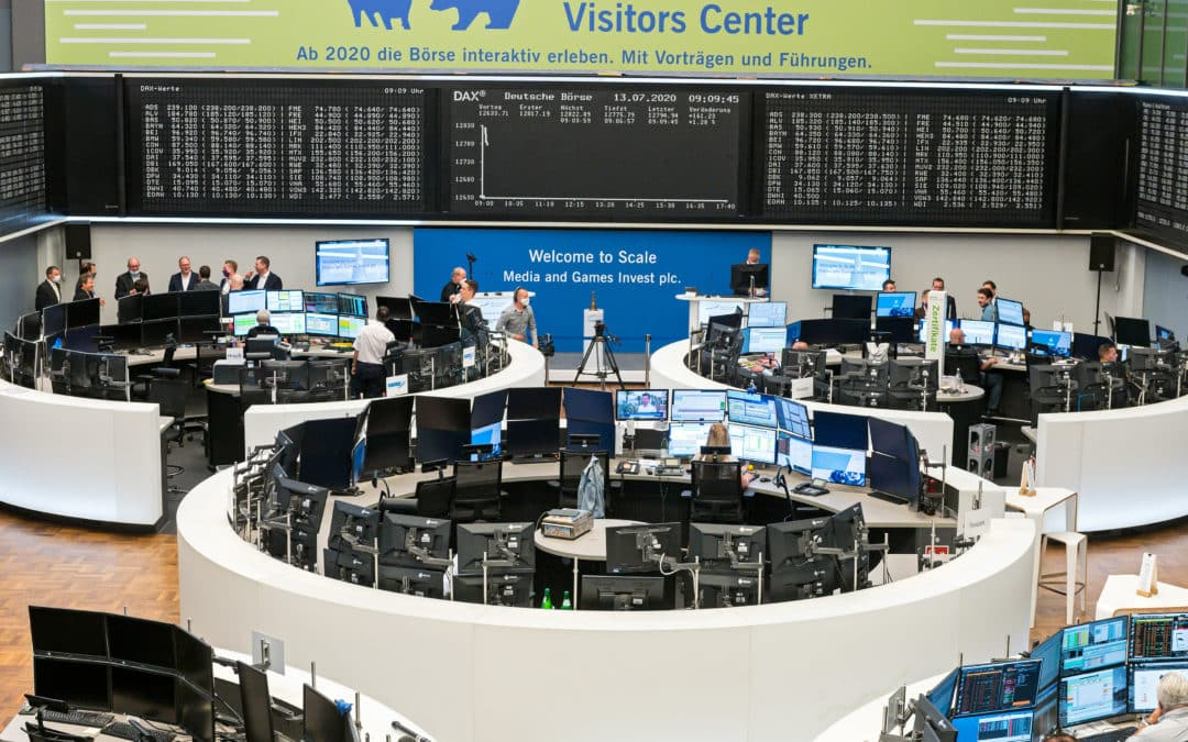 Media and Games Invest (MGI) moves up into the Scale segment of the German Stock Exchange
