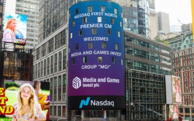 Media and Games Invest plc; first day of trading on Nasdaq First North Premier Growth Market, Stockholm