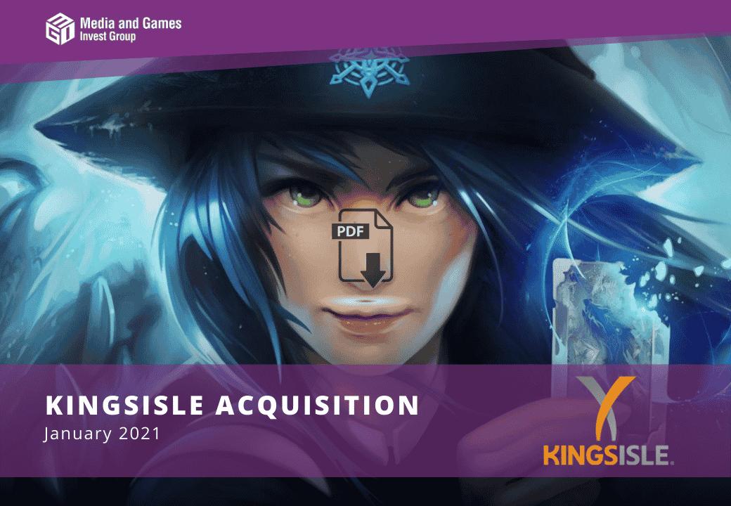 PDF: KingsIsle Acquisition
